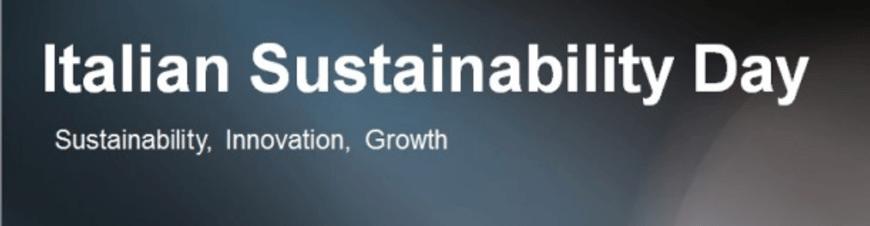 Italian Sustainability Day